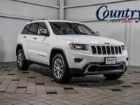 Grand Cherokee... Limited... 4WD... 3.6L V6... Leather