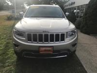 Options:  2014 Jeep Grand Cherokee Limited|Miles: