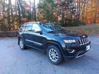 Introducing the 2014 Jeep Grand Cherokee! This is a