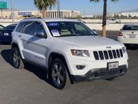 2014 Jeep Grand Cherokee Limited 4D Sport Utility