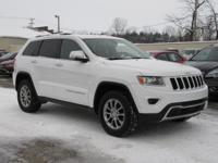 Options:  2014 Jeep Grand Cherokee 4Wd 4Dr