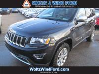 4WD 4dr Limited - NAVIGATION - POWER MOONROOF - LEATHER