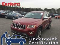 Options:  2014 Jeep Grand Cherokee Limited|Dark