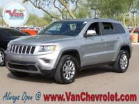 Clean CARFAX. CARFAX One-Owner. 4WD. 2014 Jeep Grand