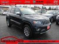 4WD. Grand Cherokee Jeep 3.6L V6 Flex Fuel 24V VVT