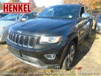 Options:  2014 Jeep Grand Cherokee Limited
