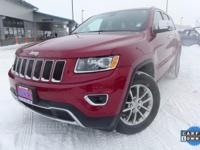 Options:  2014 Jeep Grand Cherokee Limited|Red|10