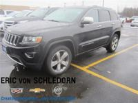 This Jeep Grand Cherokee has a strong Regular Unleaded