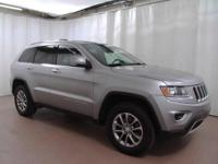 2014 Jeep Grand Cherokee Limited  CARFAX One-Owner.