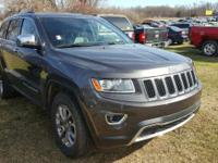 2014 Jeep Grand Cherokee LIMITED. Serving the