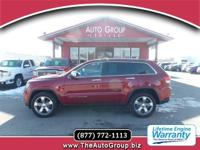 Options:  2014 Jeep Grand Cherokee Our 2014 Jeep Grand