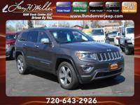 *You can find this 2014 Jeep Grand Cherokee Limited and