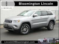 2014 Jeep Grand Cherokee Limited, Heated Steering