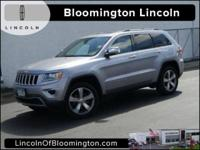 New Price! 2014 Jeep Grand Cherokee Limited Trailering