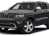 Options:  2014 Jeep Grand Cherokee Limited|Jeep Has