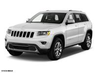 Options:  2014 Jeep Grand Cherokee Limited 4X4|Take