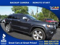 Used 2014 Jeep Grand Cherokee,  DESIRABLE FEATURES: