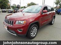 *Jeep Certified*, GPS Navigation, Sunroof / Moonroof,