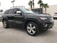 CARFAX One-Owner. Black Forest 2014 Jeep Grand Cherokee