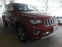This 2014 Jeep Grand Cherokee Overland is offered to