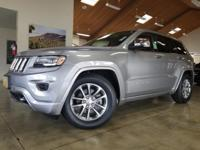 Options:  2014 Jeep Grand Cherokee **Extremely Low