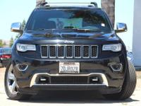 Options:  2014 Jeep Grand Cherokee Overland|Priced