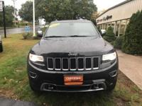 Options:  2014 Jeep Grand Cherokee Overland|Miles: