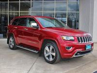 Options:  2014 Jeep Grand Cherokee Overland|Recent