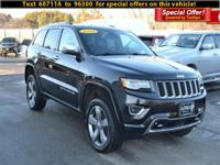 Take command of the road in the 2014 Jeep Grand