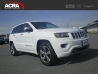 2014 Jeep Grand Cherokee, key features include: