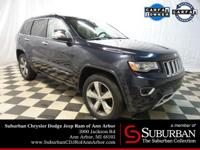 2014 Jeep Grand Cherokee Overland 4x4 with **
