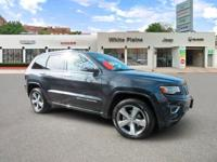 EPA 24 MPG Hwy/17 MPG City! Jeep Certified, CARFAX