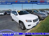 2014 Jeep Grand Cherokee Overland This Jeep Grand