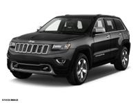 Recent Arrival! 2014 Jeep Grand Cherokee Overland Clean