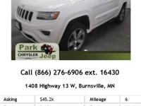 Park Chrysler Jeep we give you our Best Price First