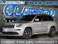 New Price! Clean CARFAX. 2014 Jeep Grand Cherokee SRT