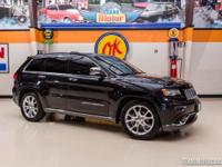 2014 Jeep Grand Cherokee Summit 4X4  Black 2014 Jeep