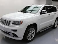 2014 Jeep Grand Cherokee with 5.7L Hemi V8
