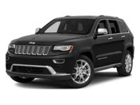 Grand Cherokee Summit, 4D Sport Utility, 5.7L V8 Multi