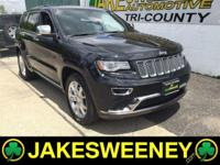 Our One Owner 2014 Jeep Grand Cherokee Summit 4x4 in