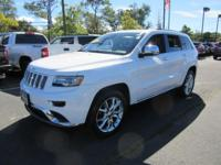 This  2014 Jeep Grand Cherokee is a dream to drive.