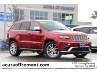 New Price! Grand Cherokee Summit, 4D Sport Utility,