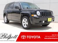 This 2014 Jeep Patriot Altitude comes complete