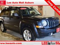 2014 Jeep Patriot Limited Grey Bluetooth, Hands free