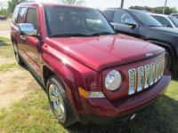 Body Style: SUV Engine: Exterior Color: Deep Cherry Red