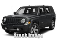 This 2014 Jeep Patriot 4WD 4DR LATITUDE includes a