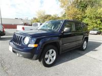 This 2014 Jeep Patriot 4WD 4DR LATITUDE is a great