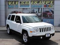 Wh 2014 Jeep Patriot Latitude 4WD 6-Speed 2.4L I4 DOHC