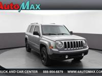 This 2014 Jeep Patriot Latitude is offered to you for