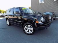 Check out this 2014 Jeep Patriot Latitude. Its